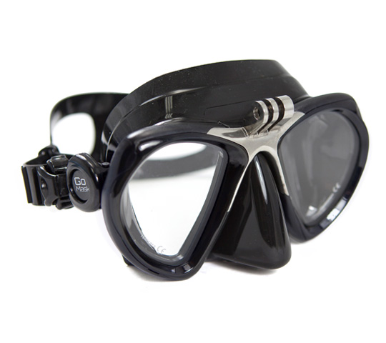 GoPro attachment Mask
