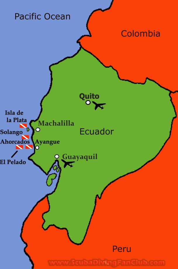 Suits Quotes Wallpaper Diving in Ecuador/Gala...
