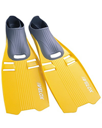 Full foot Diving fins.